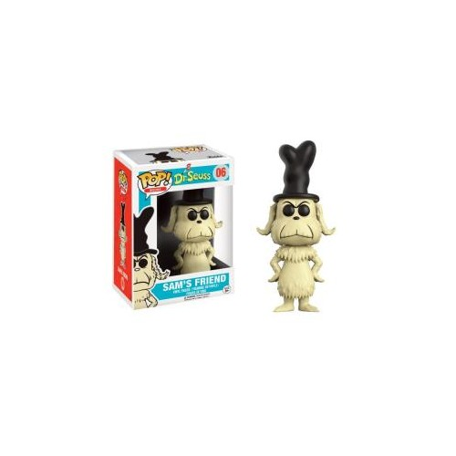 Figura Funko Pop Dr. Seuss Sam's Friend 06
