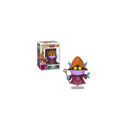 Figura Funko Pop Masters of the Universe Orko 566