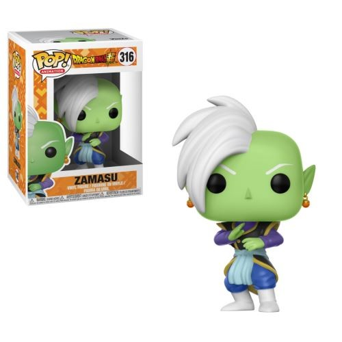 Figura Funko Pop Dragon Ball Super Zamasu 316