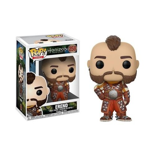 Figura Funko Pop Horizon Zero Dawn Erend 258