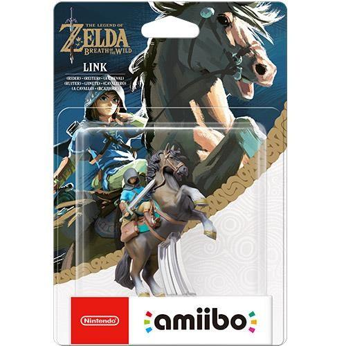Amiibo The Legend of Zelda Rider (Disponível 22/03/2018)
