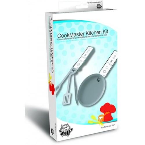 Cook Master Kitchen NOVO Nintendo Wii