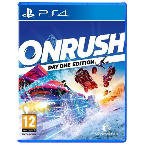Onrush (Disponível 05/06/2018) PS4