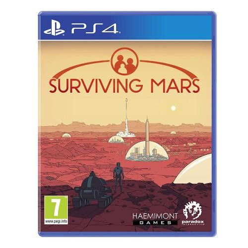 Surviving Mars (Disponível 29/03/2018) PS4
