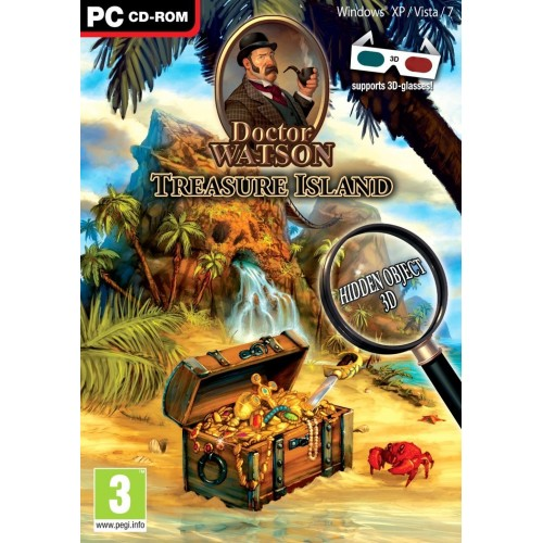 Doctor Watson Treasure Island (Disponível 23/03/2018) PC
