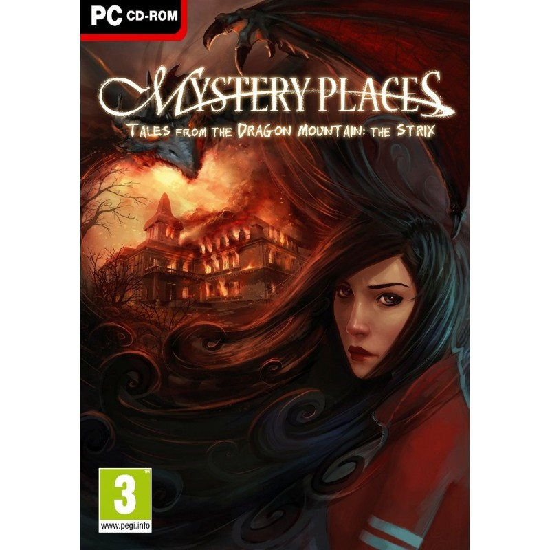Mystery Places Tales from the Dragon Mountain (Disponível 23/03/2018) PC