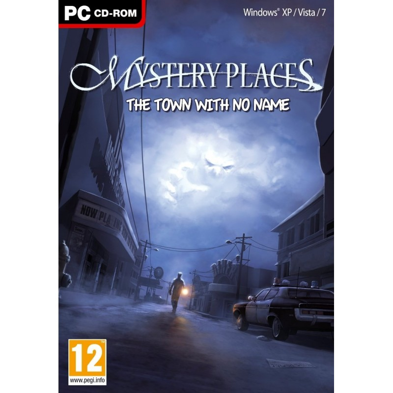 Mystery Places The Town with no Name (Disponível 23/03/2018) PC