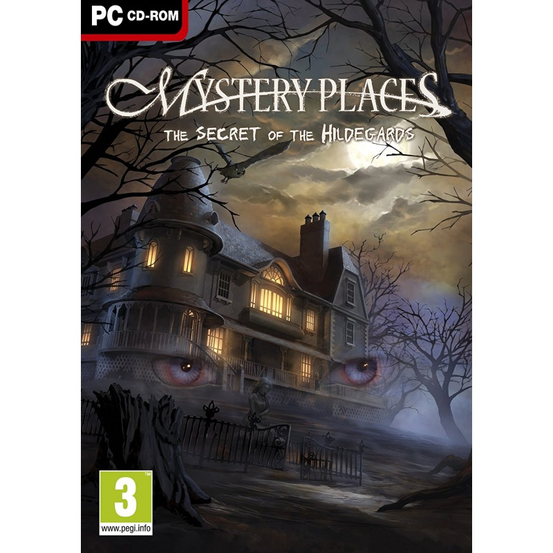 Mystery Places The Secret of the Hildegards (Disponível 23/03/2018) PC