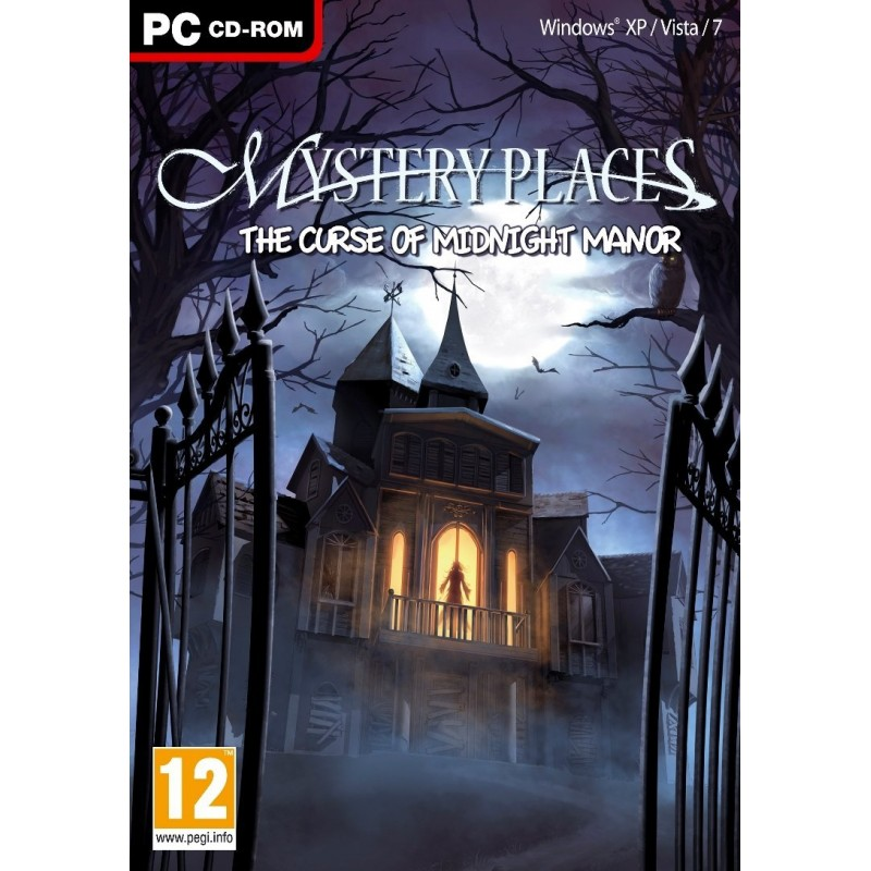 Mystery Places The Curse of Midnight Manor (Disponível 23/03/2018) PC