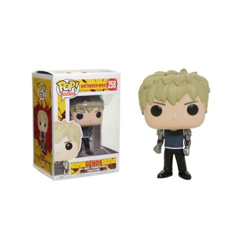 Figura Funko Pop One Punch Man Genos 258