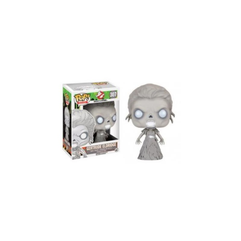 Figura Funko Pop Ghostbusters Gertrude Eldridge 307