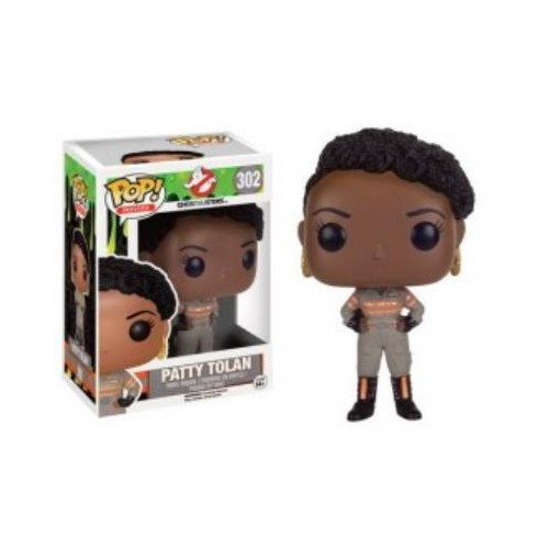 Figura Funko Pop Ghostbusters Patty Tolan 302