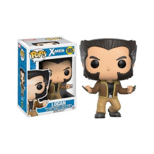 Figura Funko Pop Ghostbusters X Men Logan 185