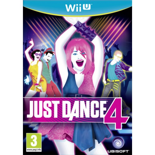 Just Dance 4 Nintendo WiiU