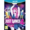 Just Dance 4 Nintendo WiiU