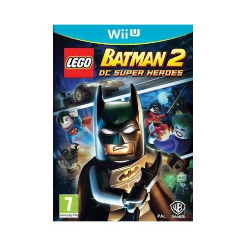 Lego Batman 2 DC Super Heroes Nintendo WiiU