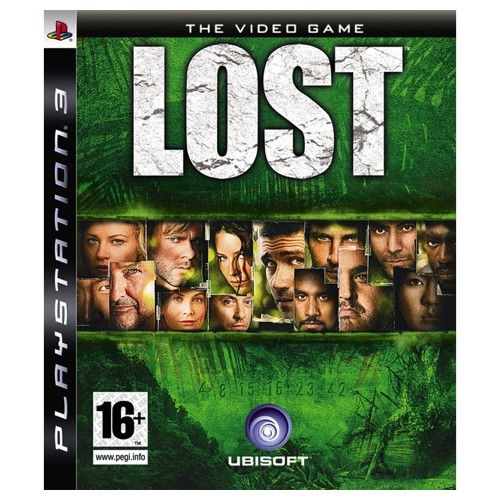Lost The Video Game USADO PS3