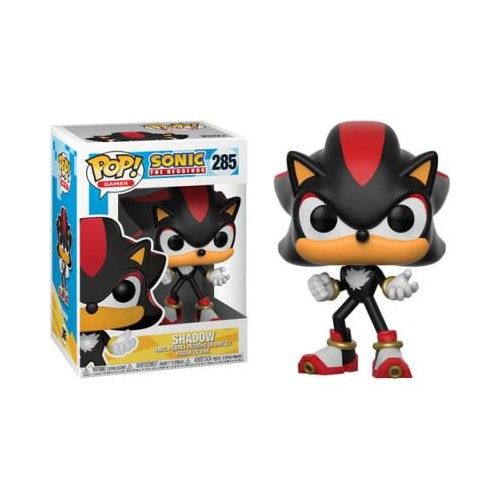Figura Funko Pop Sonic Shadow 285
