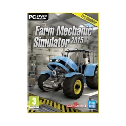 Farm Mechanic Simulator 2015 PC