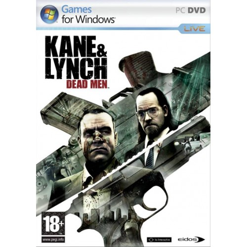 Kane & Lynch Dead Men PC
