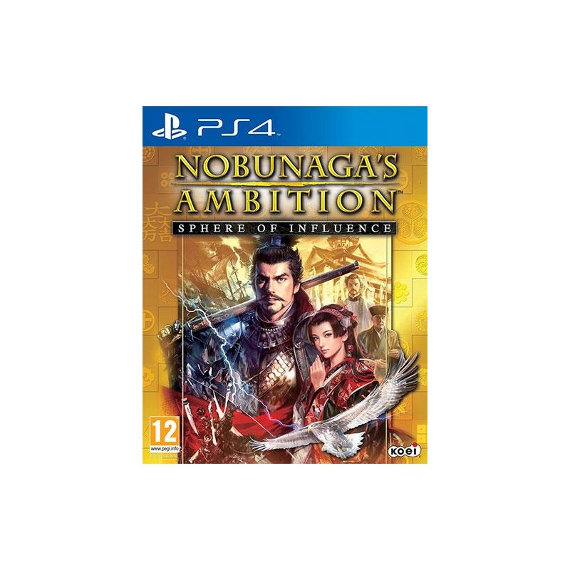 Nobunaga's Ambition Sphere of Influence PS4
