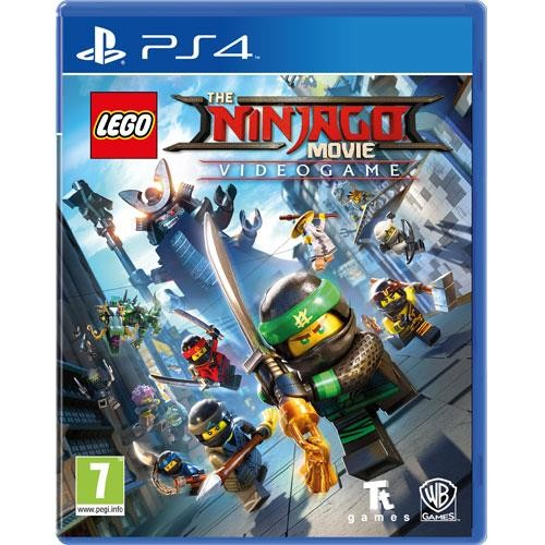 Lego The Ninjago Movie Videogame PS4