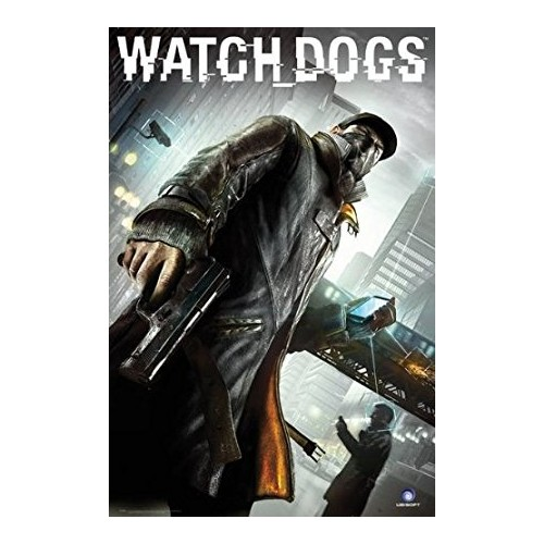 Poster Watch Dogs 91.5 x 61 cm