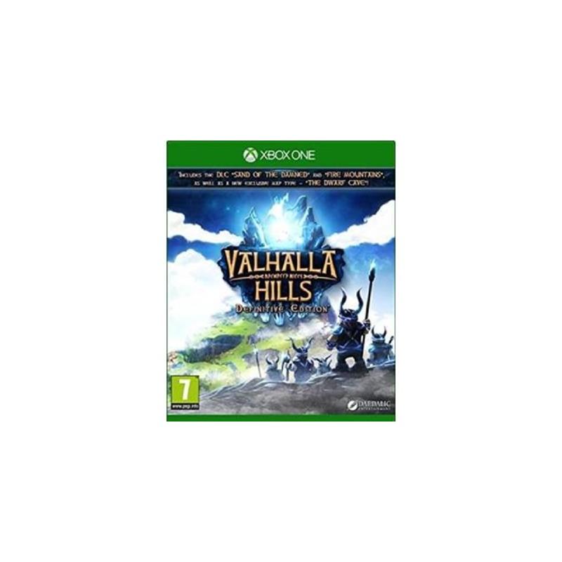 Valhalla Hills Definitive Edition USADO Xbox One
