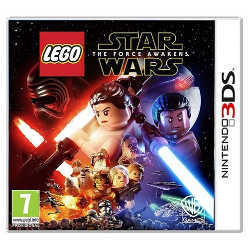 Lego Star Wars The Force Awakens USADO Nintendo 3DS