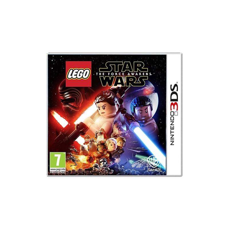 Lego Star Wars The Force Awakens USADO Nintendo 3DS