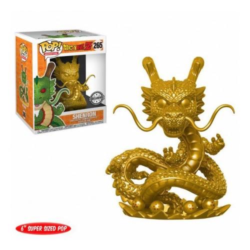 Figura Funko Pop Dragon Ball Super Sheron Gold 265
