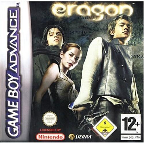 Eragon (Apenas Cartucho) GBA
