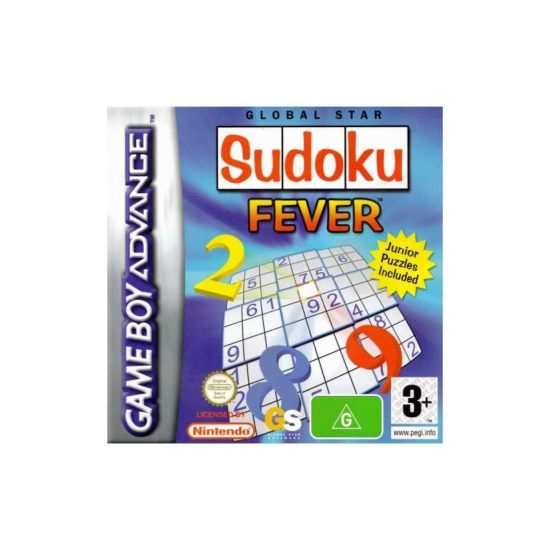 Sudoku Fever (Apenas Cartucho) GBA