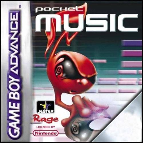 Pocket Music (Apenas Cartucho) GBA