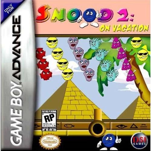 Snood 2 on Vacation (Apenas Cartucho) GBA