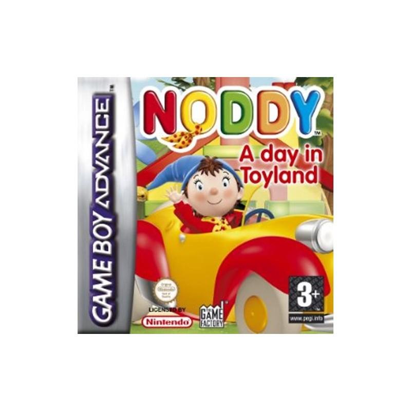 Noddy A Day in Toyland (Apenas Cartucho) GBA
