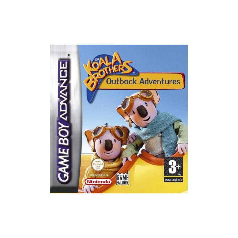 The Koala Brothers Outback Adventures (Apenas Cartucho) GBA