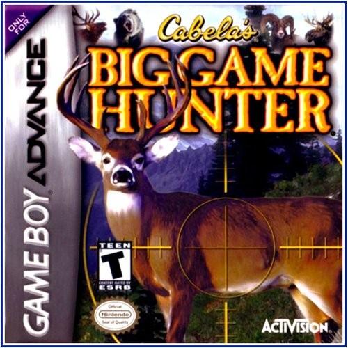 Cabela's Big Game Hunter (Apenas Cartucho) GBA