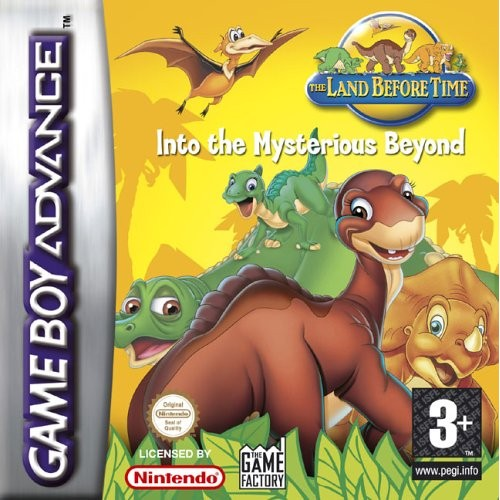 The Land Before Time (Apenas Cartucho) GBA