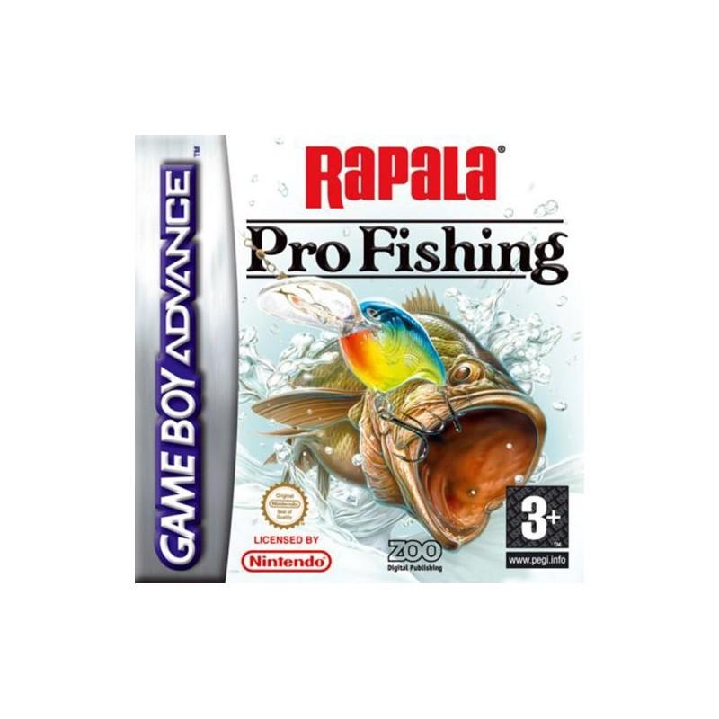 Rapala Pro Fishing (Apenas Cartucho) GBA