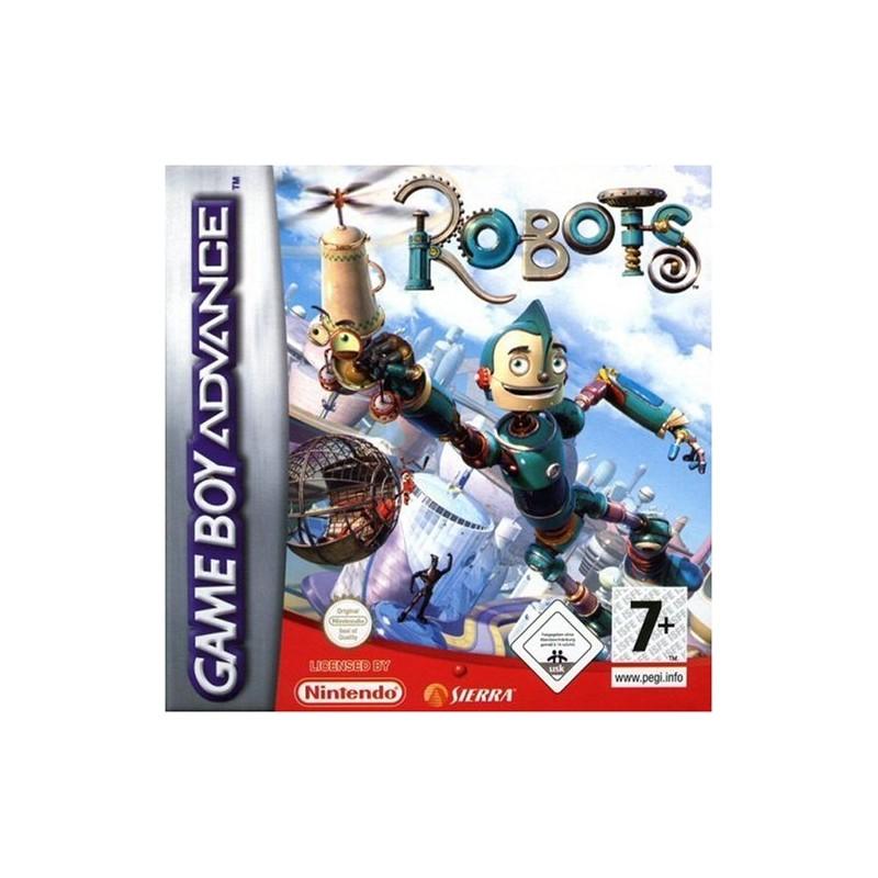 Robots (Apenas Cartucho) GBA