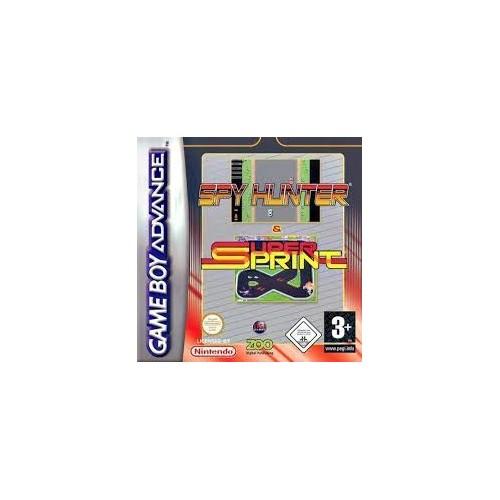 Spy Hunter & Super Sprint (Apenas Cartucho) GBA