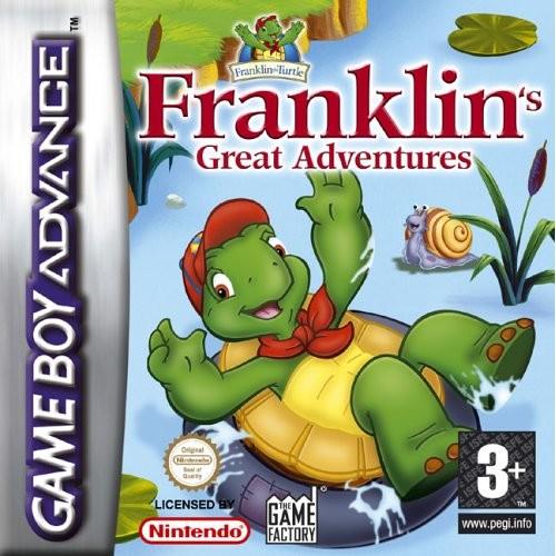 Franklin's Great Adventure (Apenas Cartucho) GBA
