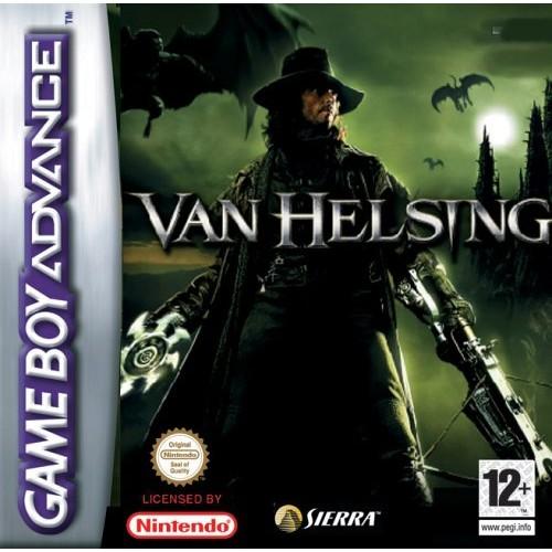Van Helsing (Apenas Cartucho) GBA