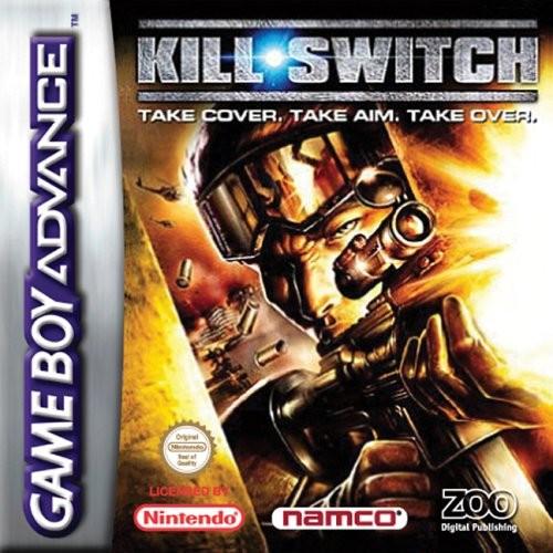 Kill Switch (Apenas Cartucho) GBA