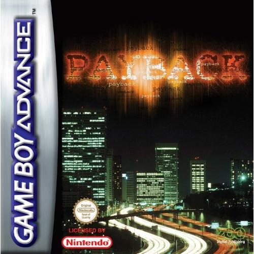 Payback (Apenas Cartucho) GBA