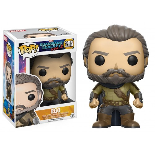 Figura Funko Pop Marvel Guardians of the Galaxy Vol.2 Ego 205