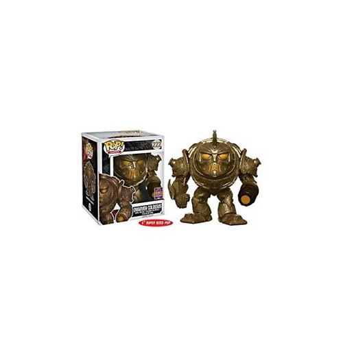 Figura Funko Pop The Elder Scrolls Morrowind Dwarven Colossus 222