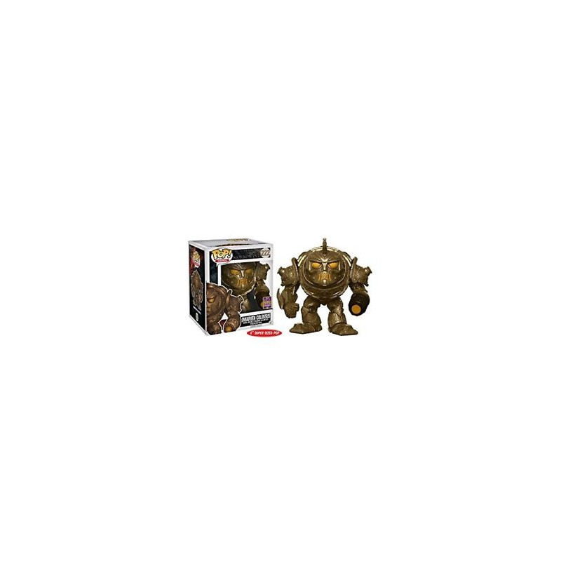 Figura Funko Pop The Elder Scrolls Morrowind Dwarven Colossus 222