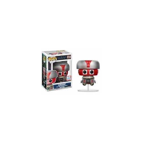 Figura Funko Pop Disney The Black Hole Vincent 314